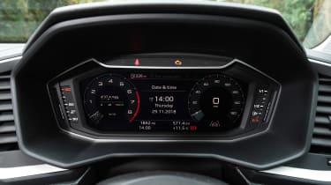 Audi A1 2019 interior display