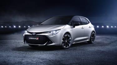 Toyota Corolla GR Sport - front
