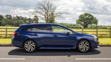 2019 Subaru Levorg 2.0i GT Lineartronic - side view