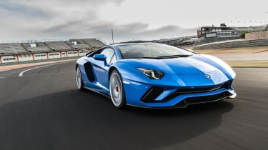 At over a quarter of a million pounds you'd want your Lamborghini to be something a bit special
