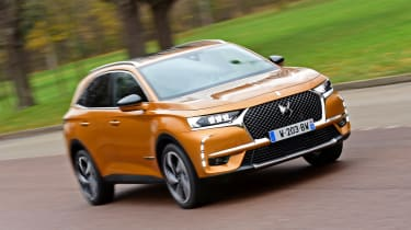 The DS 7 Crossback is the first luxury SUV built in France