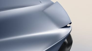 2020 McLaren Speedtail aileron