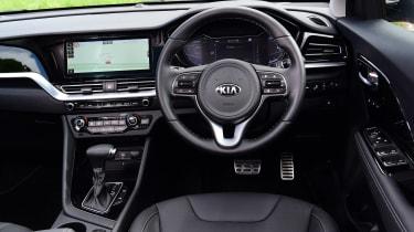 Kia Niro SUV interior