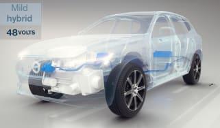 Mild-hybrid technology