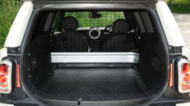 MINI Clubvan estate 2013 boot
