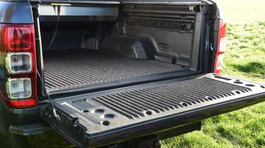 Ford Ranger Thunder - rear bed