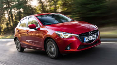 The Mazda2 is extremely efficient and great fun to drive...