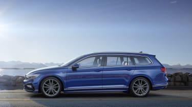 2019 Volkswagen Passat side static