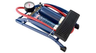 Sealey FP2 Twin Barrel Foot Pump