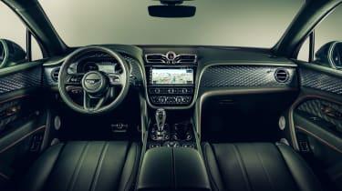 2020 Bentley Bentayga SUV - interior