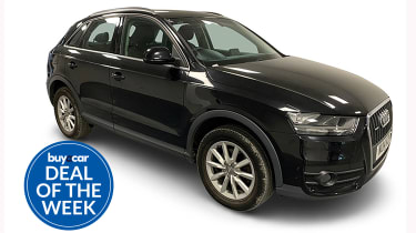 Audi Q3 2.0 TDI Quattro SE deal of the week