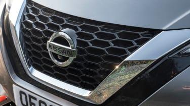 Nissan Juke SUV grille