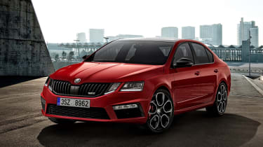 A new Octavia Estate vRS 245 is expected to arrive later this year