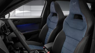 Cupra Ateca Special Edition interior 2