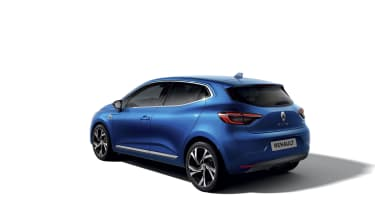 2020 Renault Clio E-Tech - Rear 3/4 view