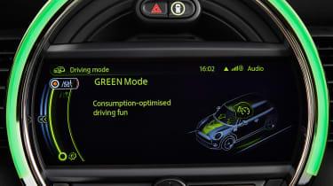 MINI hatchback 2014 main screen