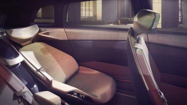 2021 Volkswagen ID. Roomzz - rear seating