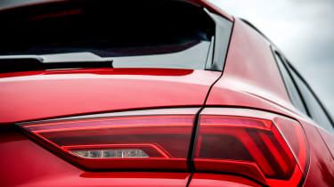 Audi RS Q3 tail-light