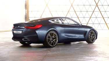 The luxury GT will sit above the 6 Series, a model which will be reinterpreted as a Porsche 911 rival