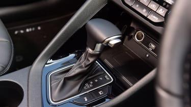 Kia Niro SUV gearlever