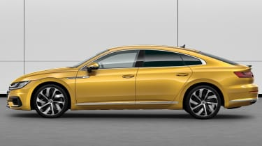 Volkswagen Arteon 268bhp profile