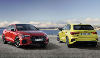 2020 Audi S3 Sportback and Saloon