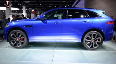 Prestige, R Sport, Portfolio and S trim models are available