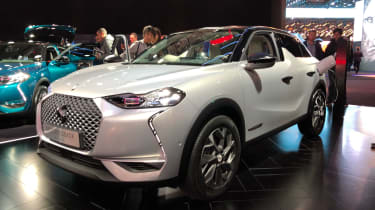 DS 3 Crossback E-Tense front