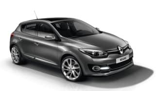Renault Megane 2014 hatchback five door
