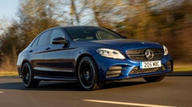 Mercedes C-Class saloon review