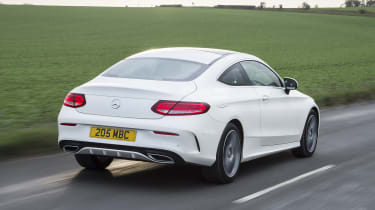 It's now a serious contender to the BMW 4 Series, Audi A5 and Lexus RC