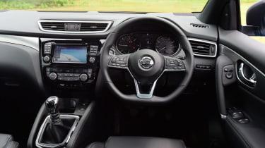 Nissan Qashqai: Old vs New
