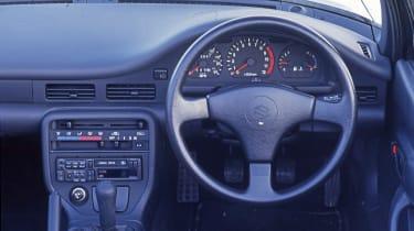 Suzuki Cappuccino - interior
