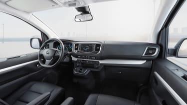 Vauxhall Vivaro-e Life interior