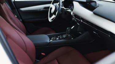 Mazda MX-5 100th Anniversary interior