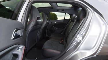 Mercedes-Benz GLA-Class AMG Line - rear seats
