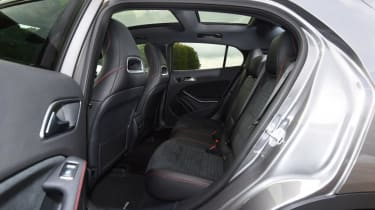 Mercedes-Benz GLA-Class AMG Line - rear seats