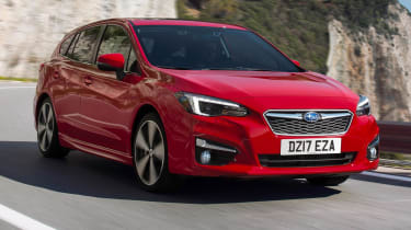 Subaru will bring its new Impreza to the UK in 2018