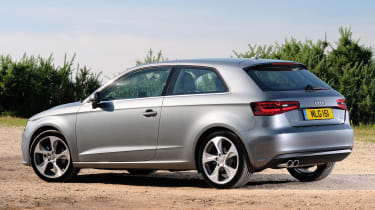 It shares parts with the Volkswagen Golf, SEAT Leon and Skoda Octavia, but all three have a distinct personality