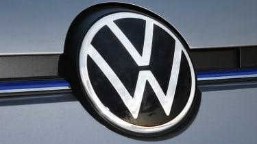 2019 Volkswagen e-up! hatchback - new VW logo