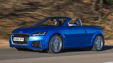 Performance is effortless thanks to low-down power and a slick dual-clutch gearbox