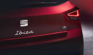 2021 SEAT Ibiza teaser image