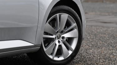 Skoda Superb Estate alloy wheels