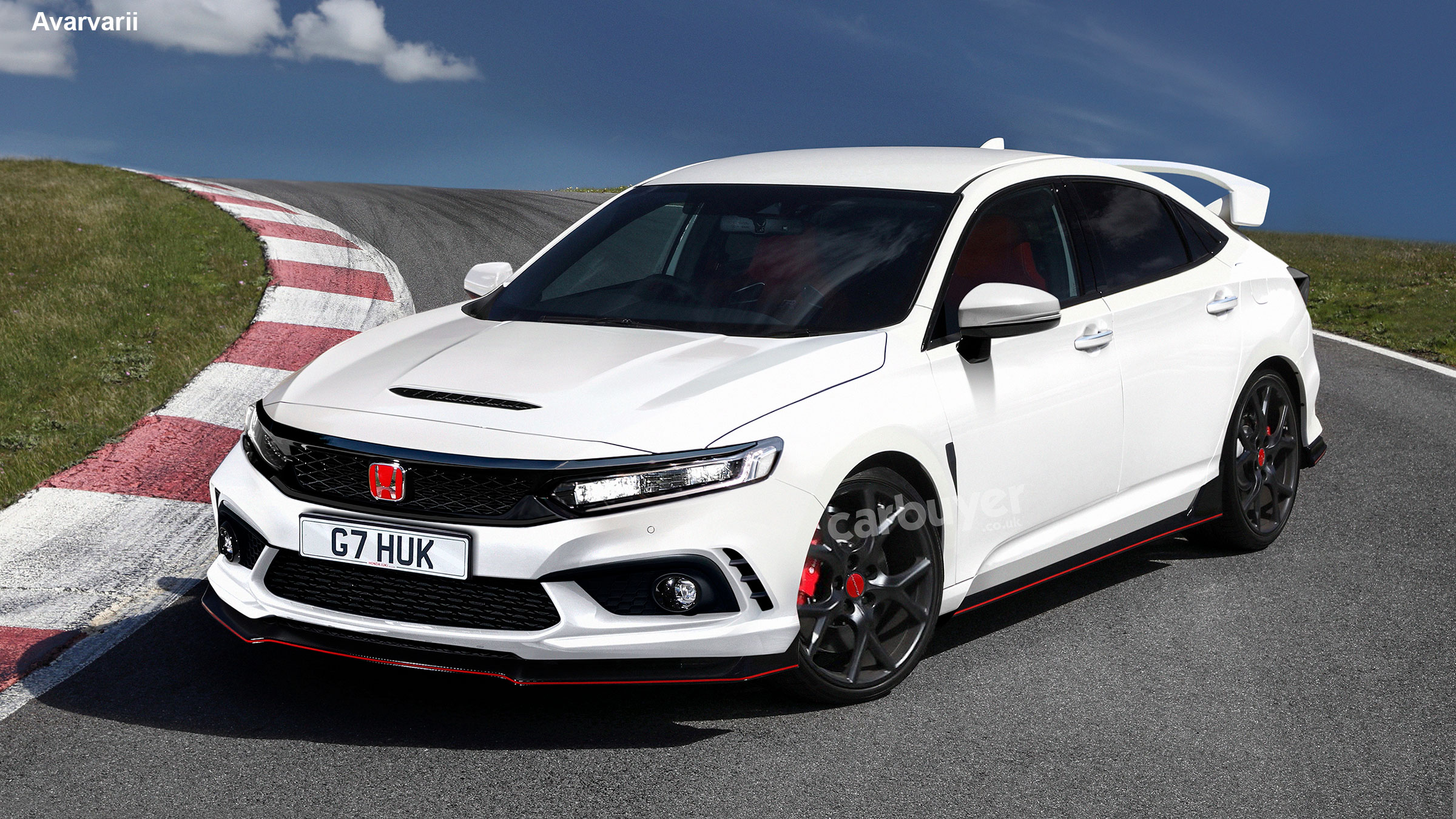 4 Honda Civic Type R to get even more power  Carbuyer