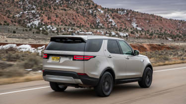 Economy is also up, though the new Discovery isn't as frugal is some of its rivals