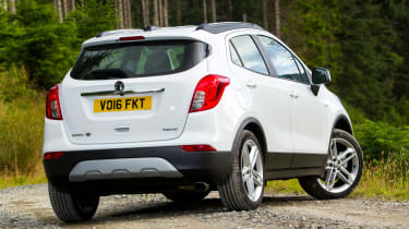 The Mokka X isn't class-leading to drive, but it offers decent comfort and grip with little body lean
