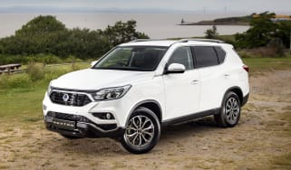 2019 SsangYong Rexton ICE special edition - Front 3/4 static