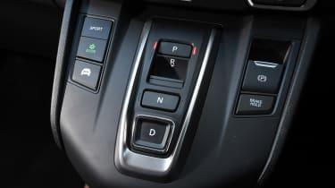 honda cr-v hybrid suv console