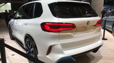 BMW i Hydrogen NEXT SUV - Rear 3/4 view