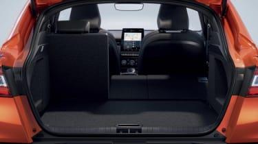 2021 Renault Arkana SUV boot
